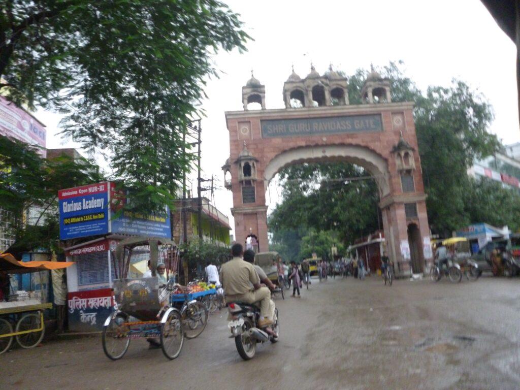 Shiri guru ravidass gate