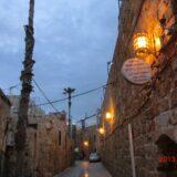 夕方過ぎのアッコー旧市街