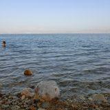 無料のパブリックビーチから入水できます。