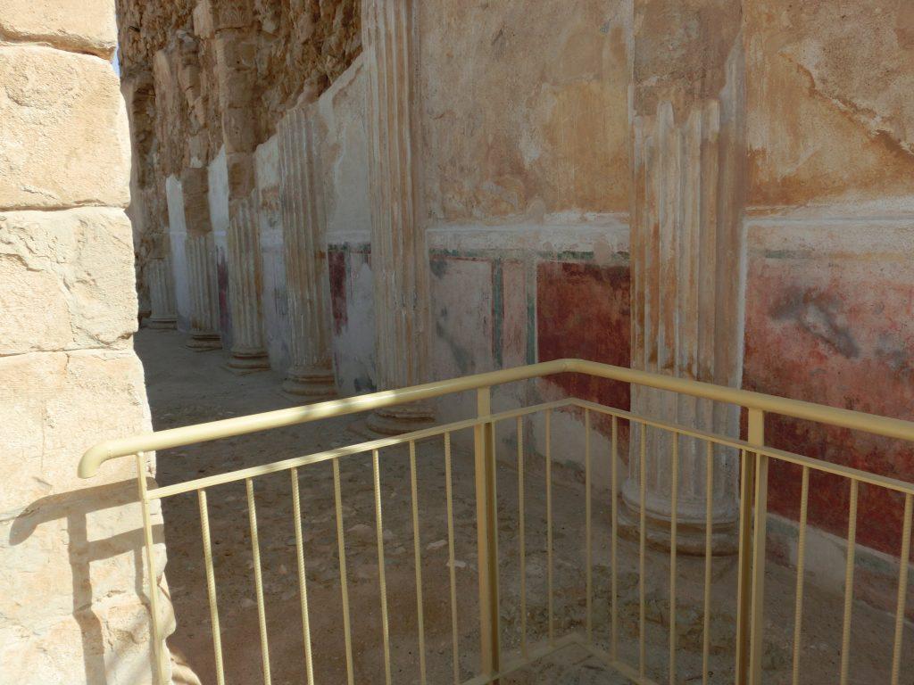 要塞の宮殿跡
